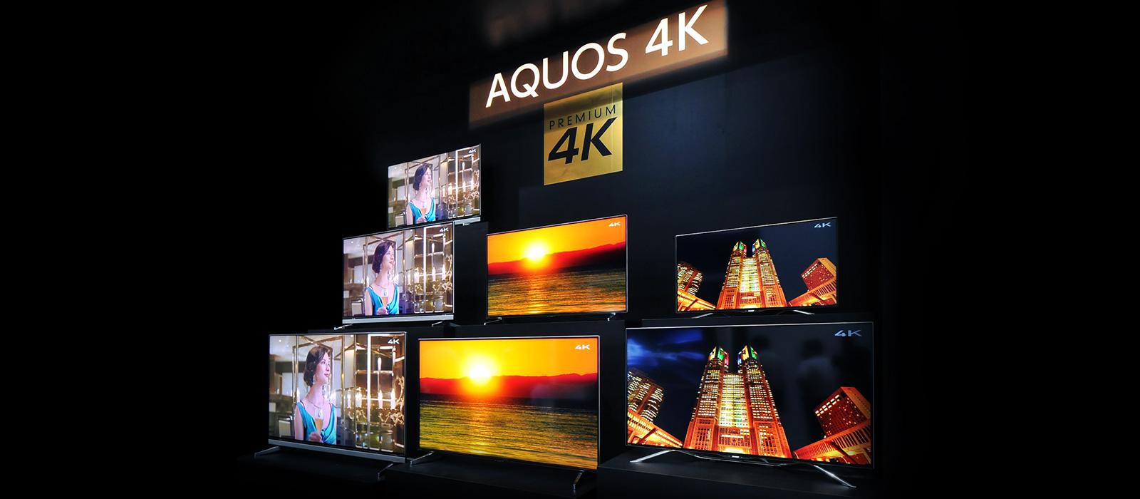 Challenge for Change Vol 7: AQUOS 4K| Sharp Corporation