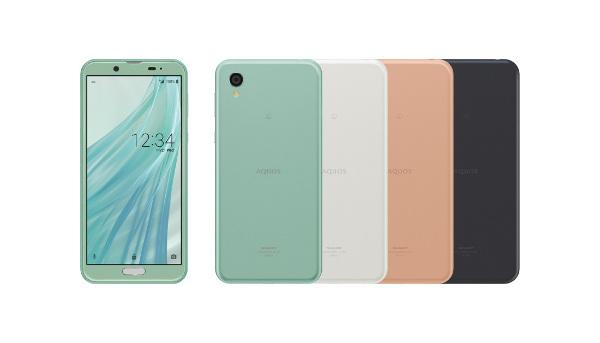9eedb3ff57 KDDI株式会社向けスマートフォン AQUOS sense2 を商品化|ニュースリリース:シャープ