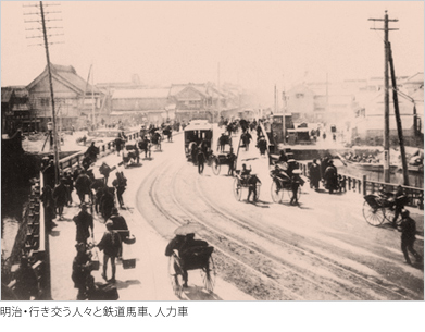 1893〜1901年|創業者 早川徳次