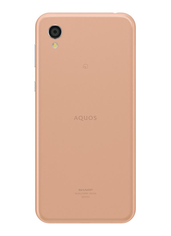 619020a06b UQ mobile向けスマートフォン「AQUOS sense2」<SHV43>:ニュースリリース ...